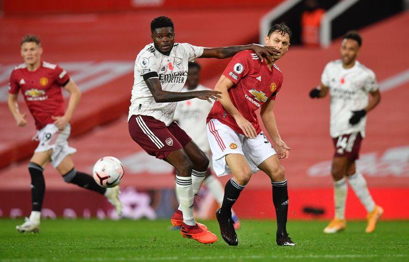 © Reuters. Premier League - Manchester United v Arsenal