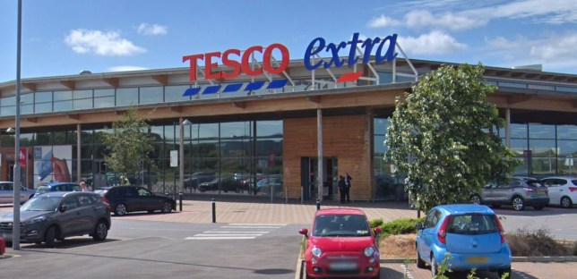 Egg fight at Tesco after woman was told to shush for Remembrance Sunday silence