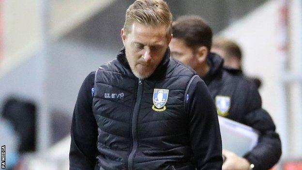Garry Monk has taken charge of five different clubs in his six years in management