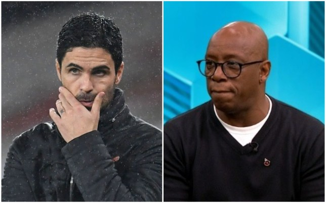 Mikel Arteta is lacking a creative force in Arsenal's midfield, says Ian Wright