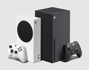 The new Xbox XSX and XSS consoles