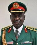 Chief of Army Staff, Major-General T.Y. Buratai