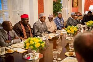president buhari in usa