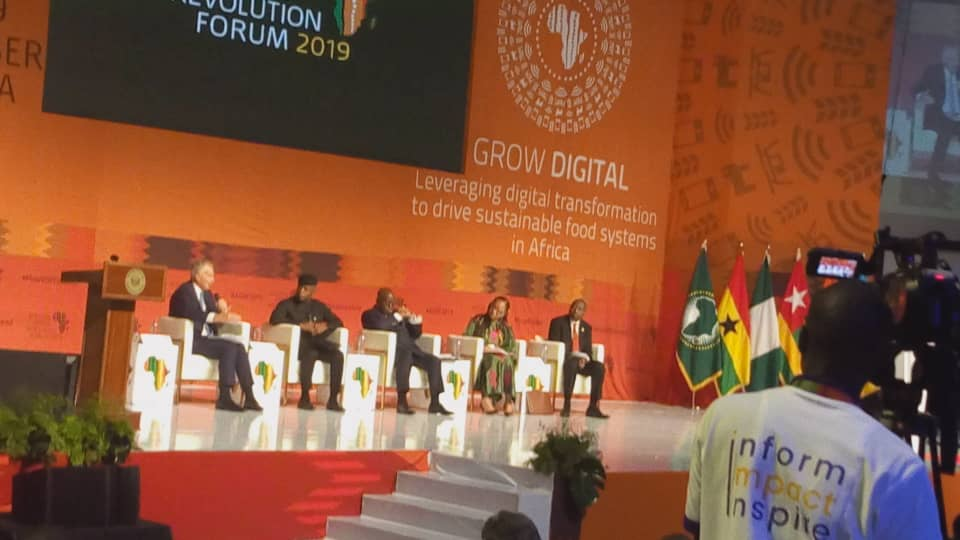 Revolutionising Agriculture In Africa Via Digital Technology