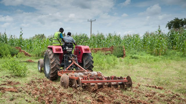 Resolving Tractor Issue Key To Mechanisation — Propcom