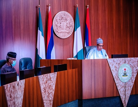 Buhari seeks Reps approval of N148bn for construction of FG roads