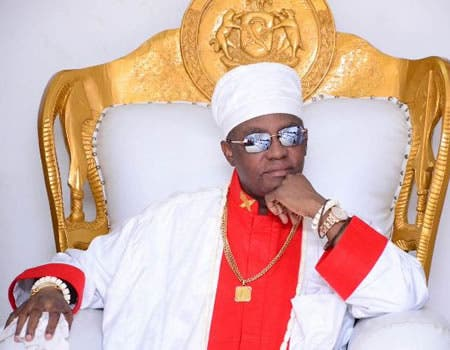 Oba of Benin warns Wike, others: We don't want godfathers for our gov