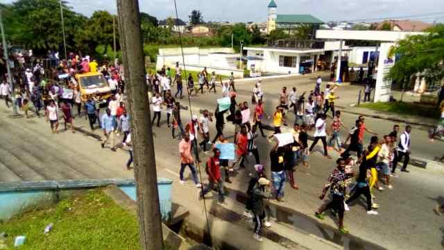 Stop killing our youths, Not-Too-Young-To-Run movement cries out