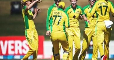 आस्ट्रेलियाई महिला क्रिकेट टीम की वन डे में रिकॉर्ड 22 वीं जीत