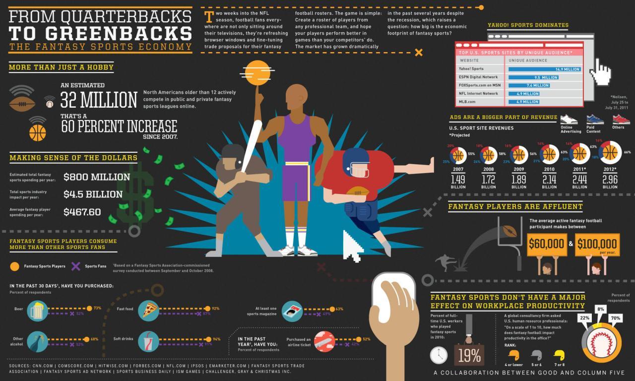 The Fantasy Sports Economy