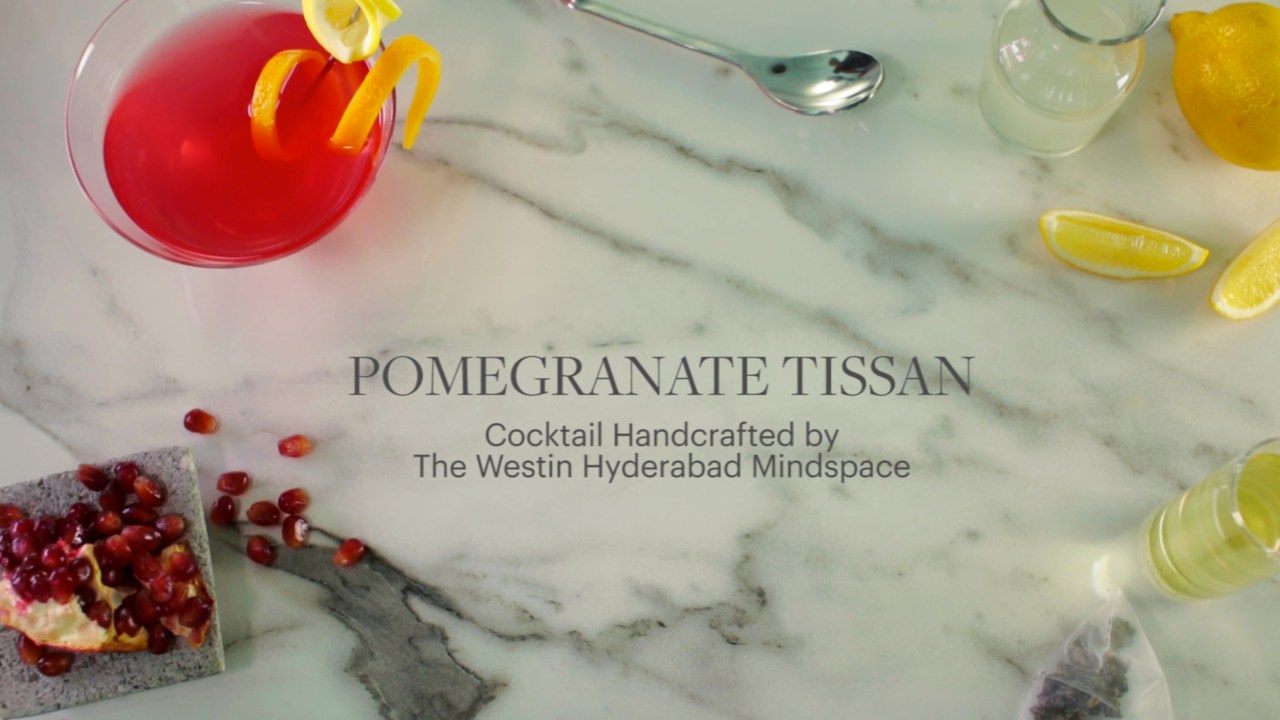 The Westin Hyderabad Mindspace - Pomegranate Tissan_mini