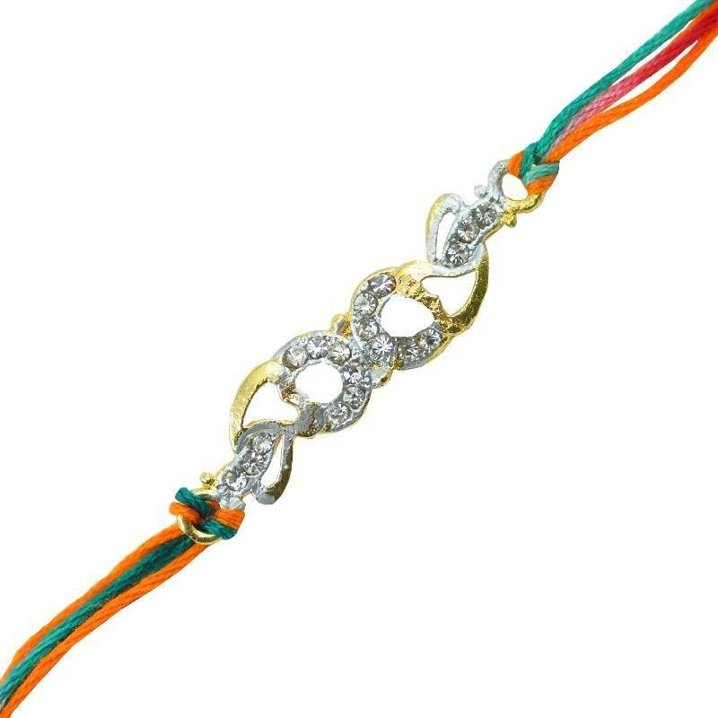 American diamond rakhis