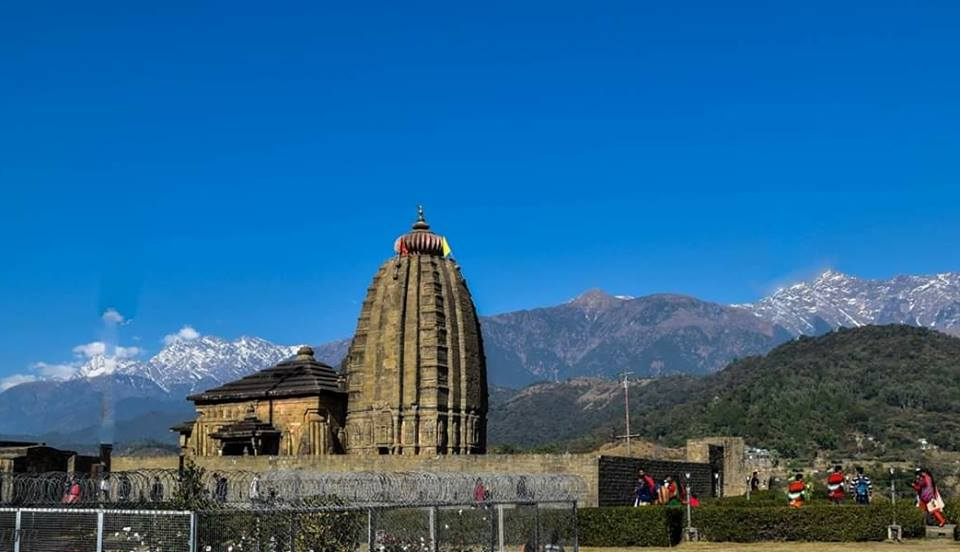 Baijnath Temple, Dhauladhar