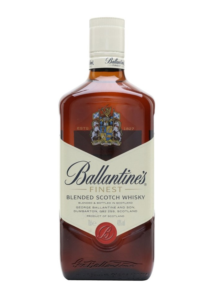Image result for ballantines finest