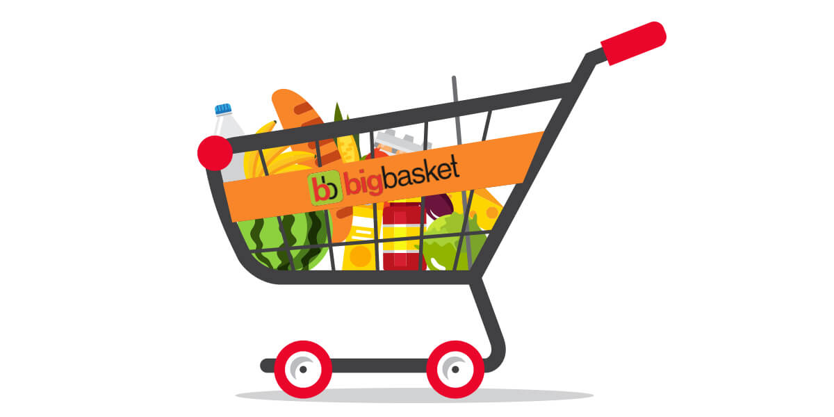 The BigBasket - India's Largest Online Grocery Store 2