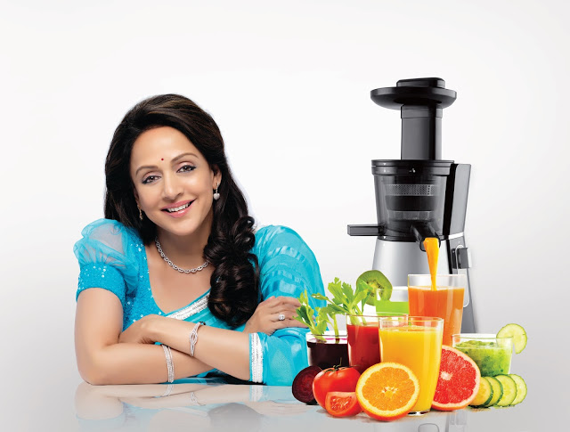 KENT Cold Pressed Juicer Ad