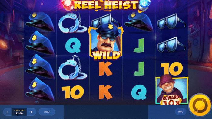 Real Heist