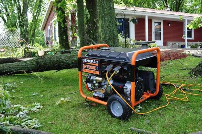 Hurricane Generator