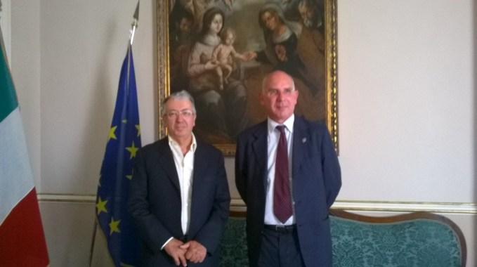 Robert Fillon e Fabio Di Cagno