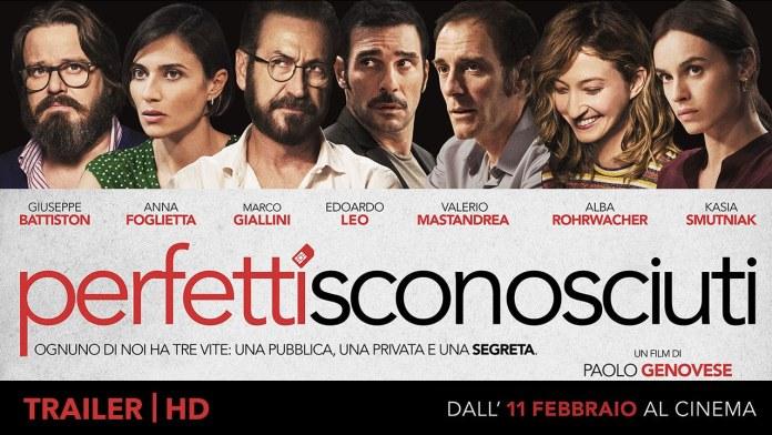 PERFETTI SCONOSCIUTI FILM