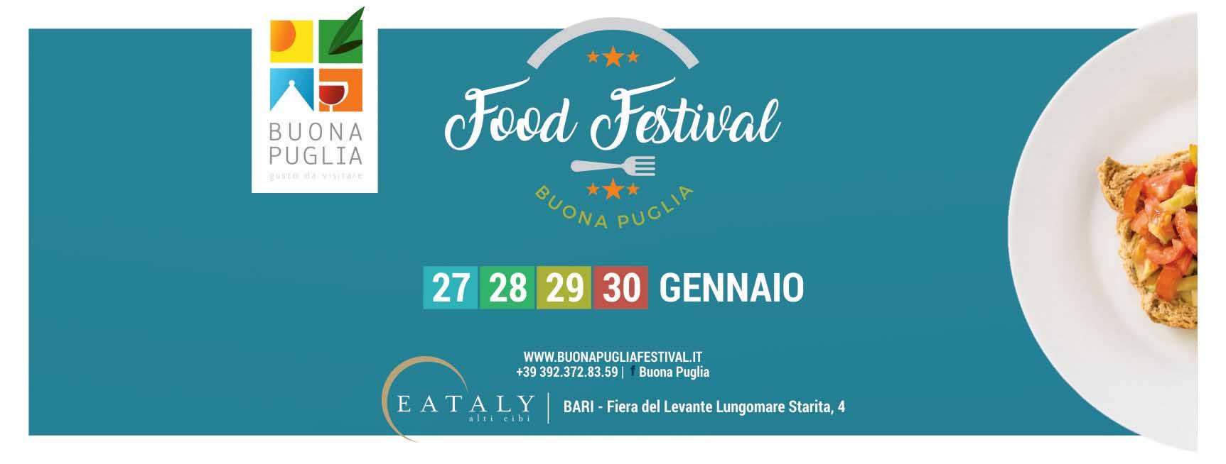 Risultati immagini per foodfestival2017 puglia