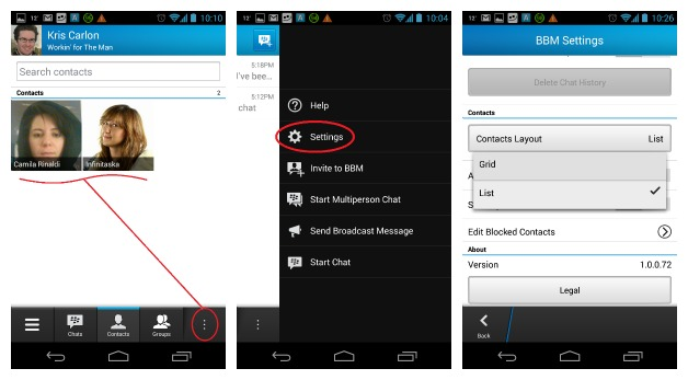 AndroidPIT-BBM-ContactView