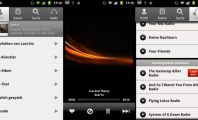 Five Excellent Radio Apps for Android: Lastfm Screenshots