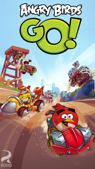 Download Angry Birds Go! - The Cute Race Challenge Ever!