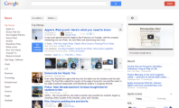 Grabbing All Information in Your Hands with Google News : Google News