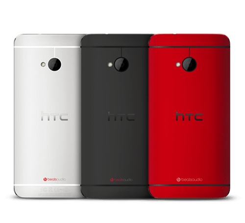 HTC One Group Color