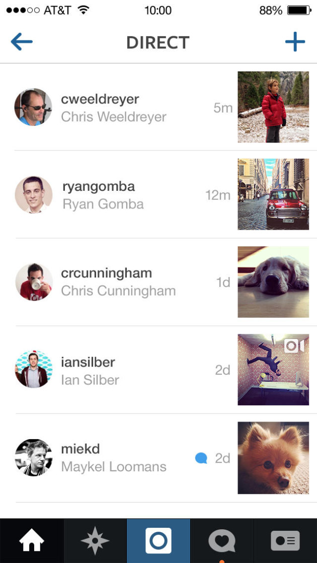 Instagram download for android iphone and ipad