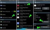 """Play Store """"Unknown Error"""" – Fixing Steps : Play Store """"Unknown Error"""" View"""