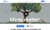 Turning Your Simple And Plain Presentation Into The Most Interesting And Attractive One By Using Prezi : Prezi