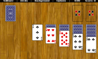 World of Solitaire – The Awesome Game Card : World Of Solitaire