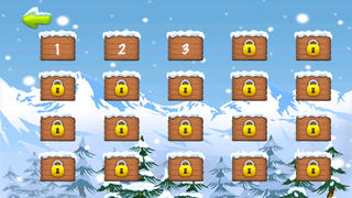 apps details Blue Lightnings Sled Race - Downhill racing game in the snowy mountain