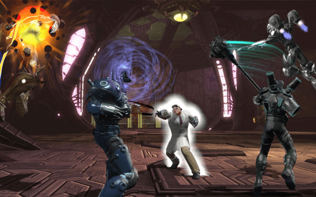 apps games DC Universe Online for iphone