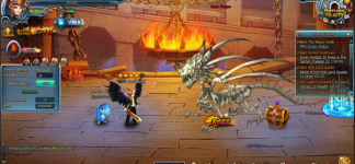 Dragon Pals as the best Turn-based MMORPG: Details Apps Dragon Pals