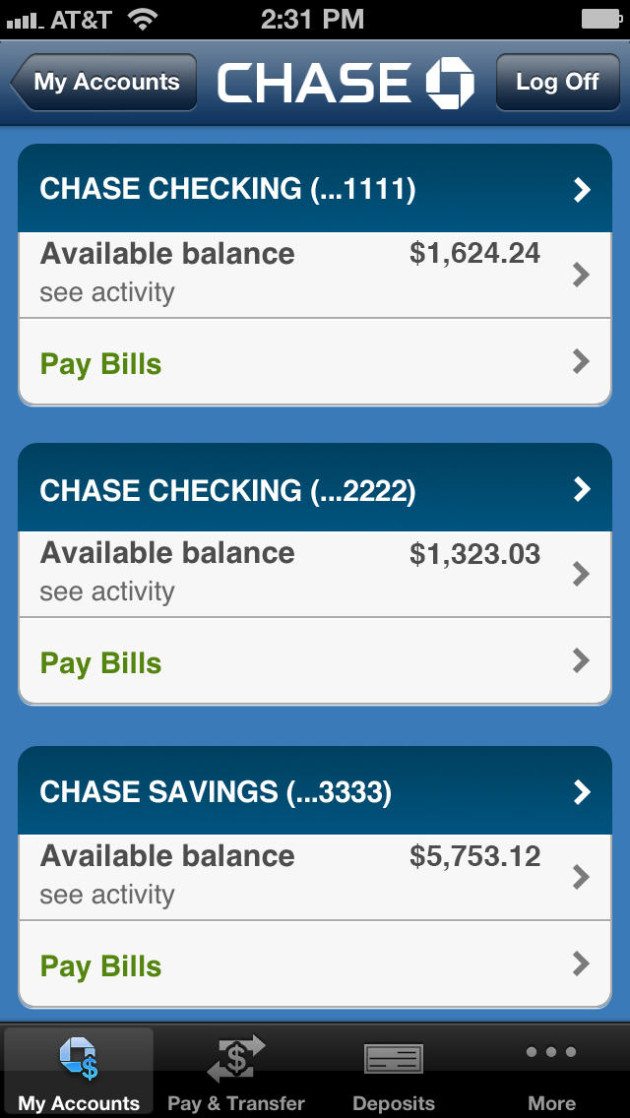 download Chase Mobile