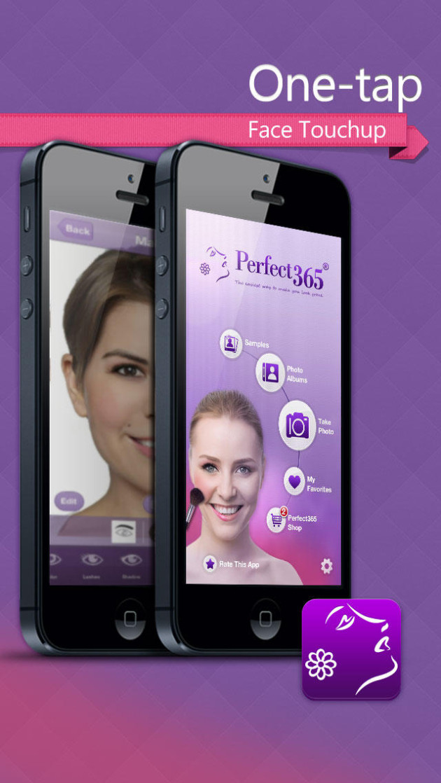 free download Perfect365 - Face Makeup Editor, Beauty Enhancer & Fashion Artist