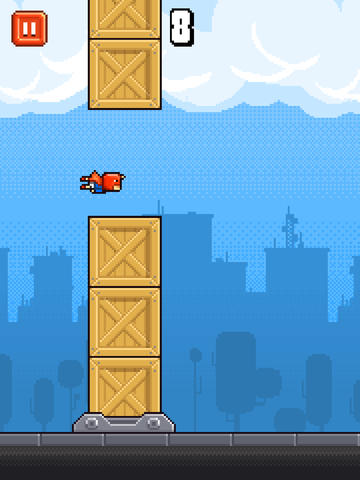 fun and modern Ironpants games for iphone download