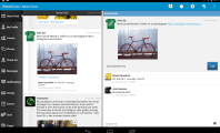 Friendcaster Pro Specialize Designed for Android OS : Friendcaster Pro