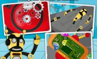 Secret Robot Lab: A Game that Will Challenge You : Download Apps Secret Robot Lab   Free Game For Iphone Ipad