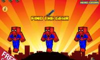 Exciting Game With Super Heroes Pixel Gears : Download He Pixel Superhero Gears   The Popular Hero Hunter Weapons In Minecraft Style ( Unofficial )