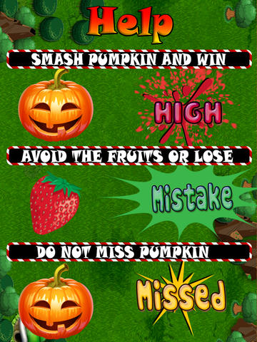 free download Awesome Pumpkin Wrecking Games for iphone
