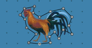 games Animals Dot to Dot for iphone