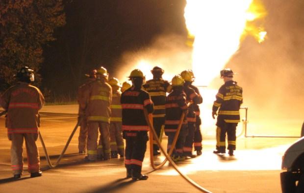 propane-fire-training