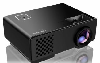 DB Power 1200 Lumens LED Portable Projector