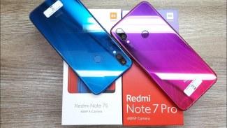Xiaomi Redmi Note 7 Pro vs Xiaomi Redmi Note 7S
