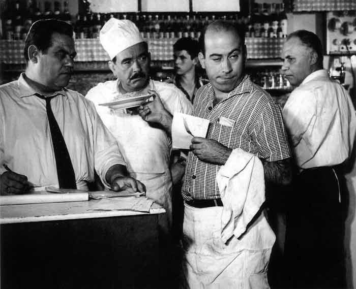 """""""Πολυτεχνίτης κι ερημοσπίτης"""", 1963"""