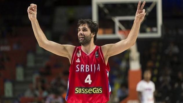 Μουντομπάσκετ: Στον τελικό η Σερβία με... όργια Τεόντοσιτς